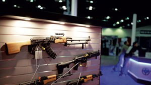 Century Armed: Vermont Importer's Guns Used in Mass Shootings