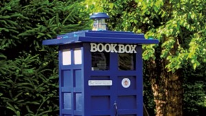 If You Build It: Little Libraries Blend Books and Community Engagement