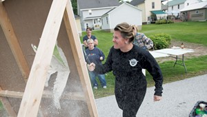 Women Learn Basic Home Repair Skills in Rutland