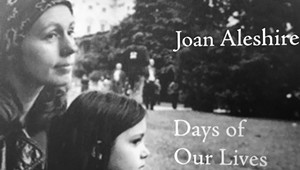 Quick Lit: 'Days of Our Lives,' by Joan Aleshire