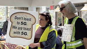 Can You Hear Us Now? 5G Tech Is Spooking Some Vermonters — Before It's Even Here