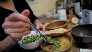 Doing Dinner With Award-Winning Cookbook Author Molly Stevens