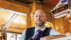 Follow the Locals: Leunig's Bartender Matt Grant on Embracing Ski Season Like a Vermonter