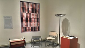 Art Review: 'Weimar, Dessau, Berlin: The Bauhaus as School and Laboratory,' Middlebury College Museum of Art