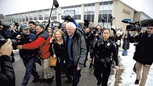 Berning It Up: Sanders Wins New Hampshire