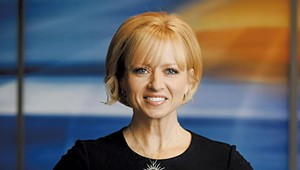 What's the Story Behind Newscaster Céline McArthur's Necklace?