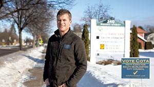 Development, Parking Issues Animate South Burlington City Council Race