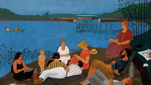 Vermont Art Online Brings Exhibits to Stuck-at-Home Viewers