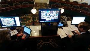 Vermont Senate Passes Eviction Moratorium During Historic First Video Vote