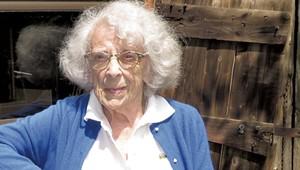 Vermont Centenarian Florilla Ames Recalls 1918 Pandemic
