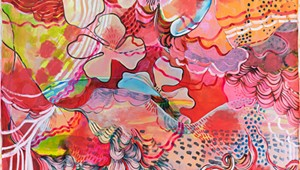Online Art Review: Wylie Garcia at Soapbox Arts