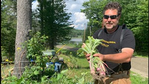 Stuck in Vermont: Neighbors Feeding Neighbors in Craftsbury