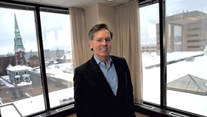Weinberger Unswayed by New CityPlace Burlington Partnership