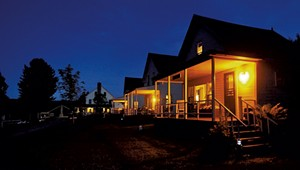 Find Family Fun and Rustic R&R at Vermont's Quimby Country Resort
