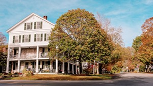 The Grafton Inn Is a Gateway to Southern Vermont's Charm