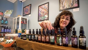 Retail Therapy: At AroMed Essentials, Products Soothe Aches and Pains — and Smell Good