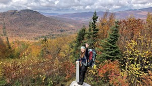A Vermonter Bags Peaks for Parkinson's on the Long Trail
