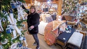Retail Therapy: Stowe Kitchen Bath & Linens Goes All Out for the Indoors