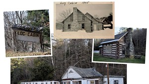 WTF: What's the History Behind the Log Cabin Motel in Stockbridge?