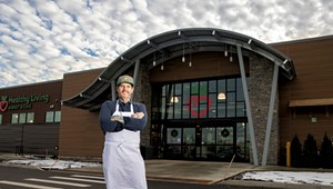 Grilling the Chef: At Healthy Living, Matt Jennings Is Thinking Ahead
