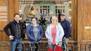 Farm-to-Table Restaurant Oakes & Evelyn to Open in Montpelier