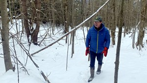 Stuck in Vermont: Westford Wildlife Walk With Mike Frisbie