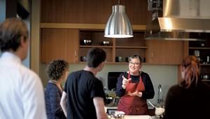 Food and Wellness Go Together for UVM Medical Center Executive Chef R. Leah Pryor