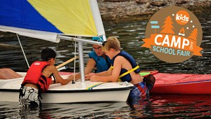 Explore Your Summer Options at the Kids VT Camp and School Fair