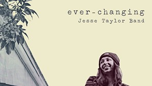 Jesse Taylor Band, 'Ever-Changing'