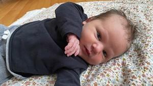 Birth announcement: Alice Matilda Gaynor