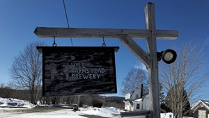 Society and Solitude: The World's Top Brewer, Vermonter Shaun Hill, Reconsiders his Business