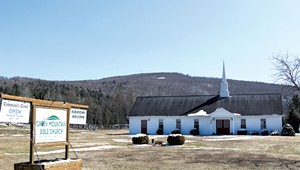 The Holy Sprint: A Vermont Church Reads the Bible in 24 Hours