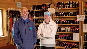 Cross-Country Skiing Salvaged an Up-and-Down Year for Sleepy Hollow Outdoor Center