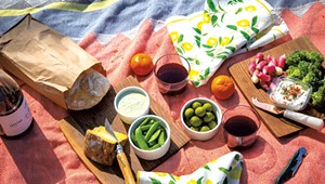 Three Small Pleasures to Pack in Your Picnic Basket
