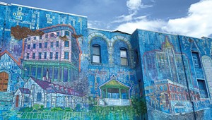 Rutland Calling: Public Art Guides a Day Trip in the Former Marble Town