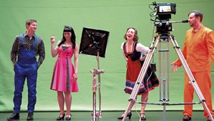 Opera Company of Middlebury Films Leonard Bernstein's Comic Operetta 'Candide'