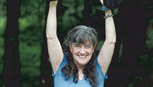 Pandemic All-Star: Erin Donahue, Informal Fitness Instructor, East Thetford