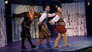 Theater Review: 'The Complete Works of William Shakespeare (Abridged),' Northern Stage
