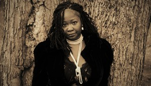 Book review: 'Ghettoclaustrophobia,' Shanta Lee Gander