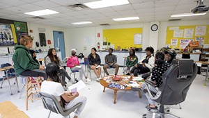 At New Summer Academy, Burlington Students of Color Share Stories and Learn Leadership Skills