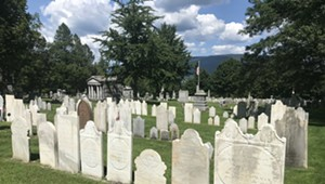 251: Tracing History at the Bennington Centre Cemetery
