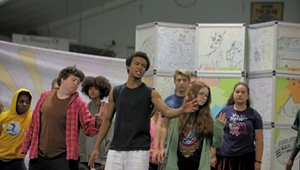 Bess O'Brien's 'The Listen Up Musical' Sets the Stage for Destigmatizing Tough Conversations Among Teens