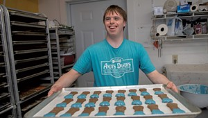 Dog Biscuit Bakery Andy's Dandys Builds an Inclusive Workplace