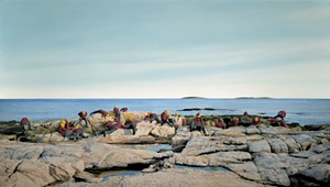 """Art Review: """"New England Now: People,"""" Shelburne Museum"""