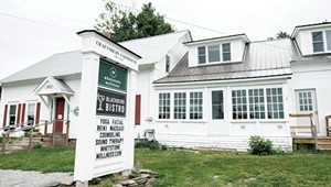All Inn the Family: Three Sisters Have Transformed Craftsbury Farmhouse