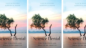 Middlebury Professor's New Book Examines the Epidemic of Science Denial