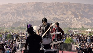 Young People Risk Their Lives to Rock Out in Afghanistan in Documentary 'The Forbidden Strings'