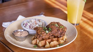 Dining Out at Pittsford's Cluckin' Café & Culinary Institute