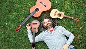 Raphael Groten Makes Music for Kids as G'Raph