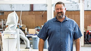 Mr. Fix-It: Marty Spaulding Works Behind the Scenes to Help Students Learn on Campus